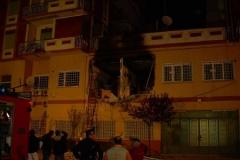 Em. Locale - Esplosione via Peschiera, Aprilia, LT