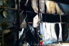 Em. Locale - Incendio Arca 09-02-2011